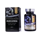 1-MuscleHeal Veggie 60 Capsules-one month supply